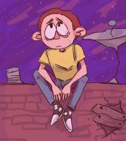Nights Alone by Pixiepann