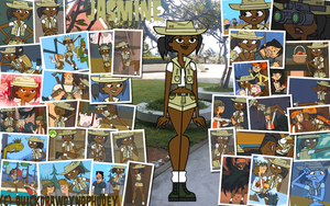 :+:Total Drama Pix Wallpaper-Jasmine:+: by QuickDrawDynoPhooey