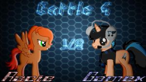 Pony Kombat New Blood 4 Round 1, Battle 4 by Macgrubor