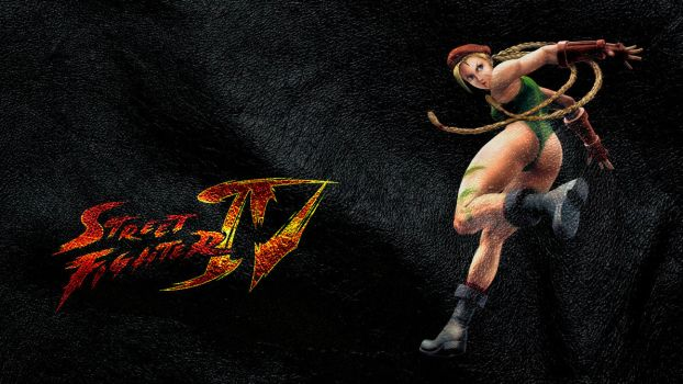 Street Fighter IV Cammy wide by ManeFunction
