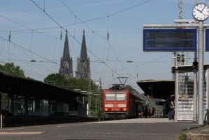 Apparently Going to Koblenz by ZCochrane