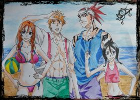 Bleach love by Michael1525