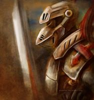 soldier armored jrenngggg by anaksapi