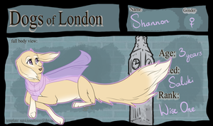 DOL App : Shannon Raine by Laurel3aby