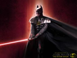 Bat-vader copy by hightknif