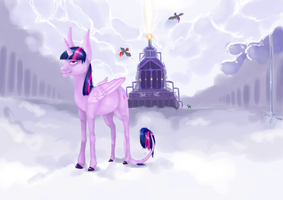Born to run, to learn to fly. by Rad-trolloZim