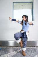 Fanime 2012: Korra by anthenii-san