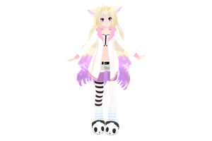 MMD Turntable Mook by nyanami