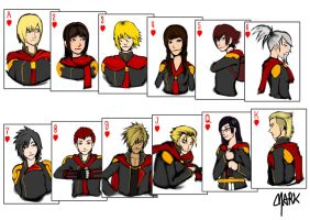 Final Fantasy Type-0 by SilverVing