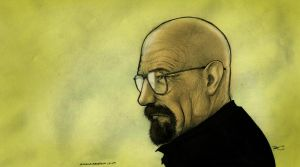 Walter White by RobtheDoodler