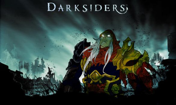 Darksiders Competition by sakkearts