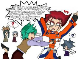 Zeo in G-Revolution would be like... by blitzkriegyudith