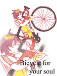 bicycle for your soul by Kanrada