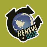Renewable Logo by Inanis-Animus
