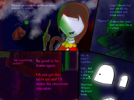 Looting for trouble Pg1 (Official first page) by jahxter