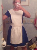 Alice WIP by Ailish01