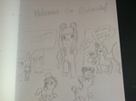 Equestria Daily NATG Day 3: Heading in Orlando by ChibiDashie