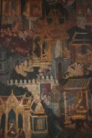 Thai temple texture 9 by Random-Acts-Stock