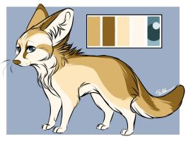 Palette Adoptable: Canine 1 by Espherio