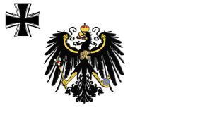 Prussian War Flag 1816 by finalverdict