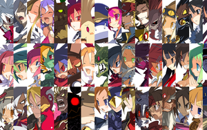 Disgaea 3 team attack by Boeboe