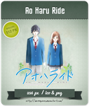 Ao Haru Ride - Anime Icon by Darklephise