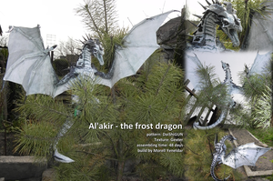 Al'akir - the frost dragon by MorellAgrysis