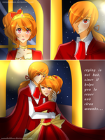 DoP contest entry: Crying in his warm hug... by NanakoBlaze