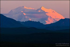 Denali Glows by juddpatterson