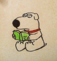 Brian Reading #1 by BrianGriffin12