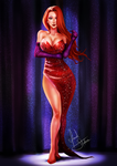 Jessica Rabbit by IsaiahStephens
