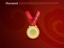 Olympic Games Icon Design 2 by gaolewen