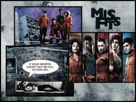 Misfits wallpaper by illegal-air