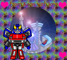 From Kaon with love by rysenok