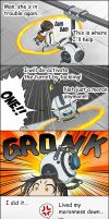 """Portal2 CHAMBER Chapter 3 """"BONEHEAD"""" by uotapo"""