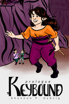 Keybound: prologue Cover by zingmroo