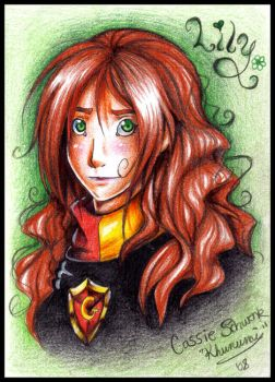 +Lily Potter+ by khunumi