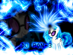 DJ PON-3 I-Pad Wallpaper 2048x1536 by Arakareeis