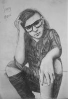 Skrillex by jeally-bullet