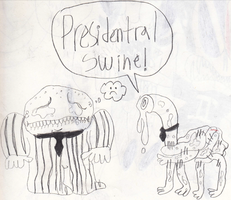 Presidentral Election Candidates by tentabrobpy