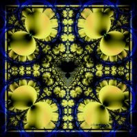 Divine Mandelbrot by stormymay888
