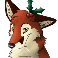 Festive Pini Icon by Silvixen