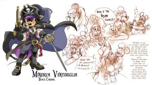 Minerva Ventimiglia by twisted-wind