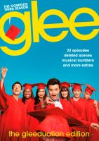 GLEE THE COMPLETE THIRD SEASON GLEEDUATION EDITION by MonsterGleek