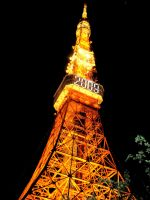 Tokyo tower by pgChan