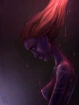 Violet by Gell4