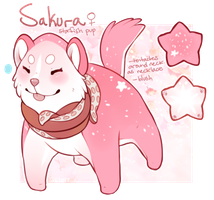 Rare Starfish Pup Auction - Sakura - CLOSED by Kiboku
