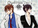 April Fools' Day by RedRegret