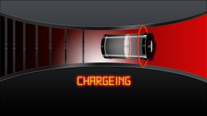 CHARGEING wallpaper by coolcat21