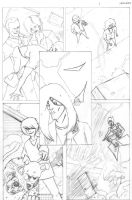 3-D-Mentia Page 7 Pencils by Chopstyck-King
